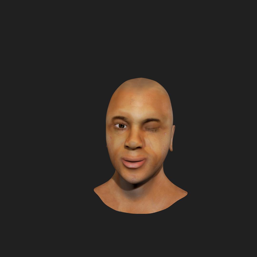 JB 2.0 + face rig