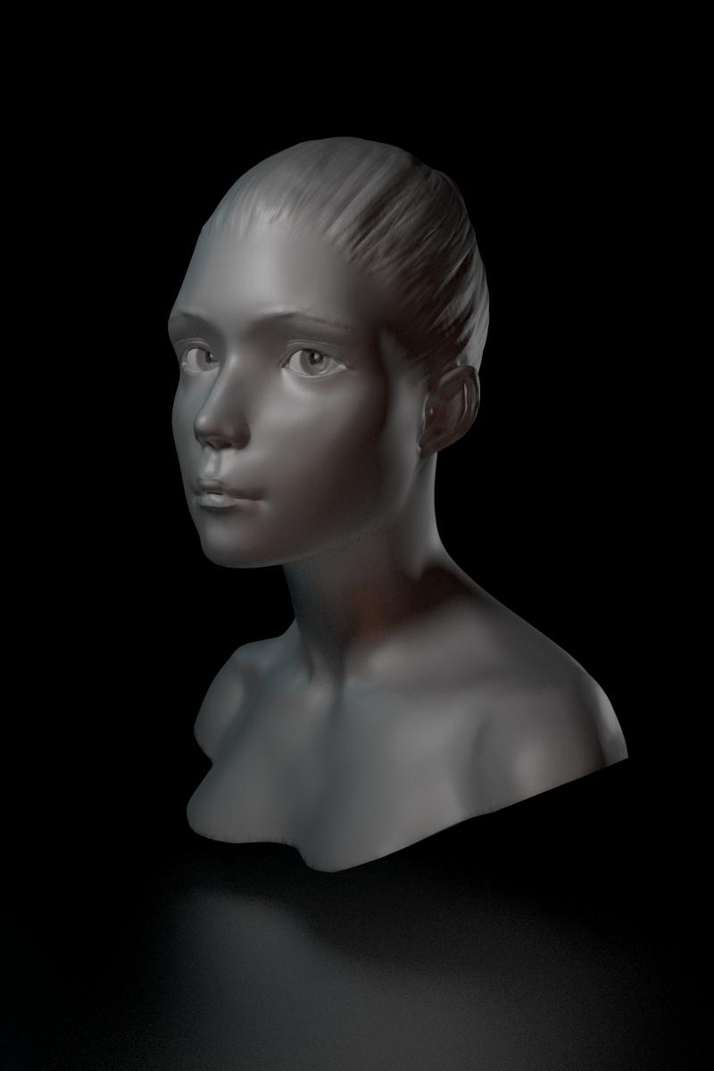 Portrait Sculpt 02