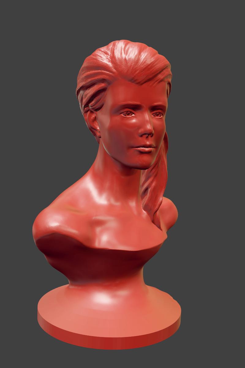 portrait Sculpt 06
