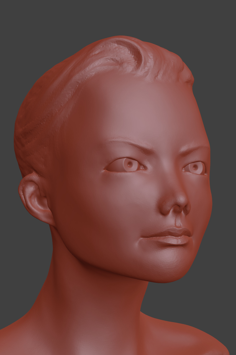 Portrait Sculpt 07