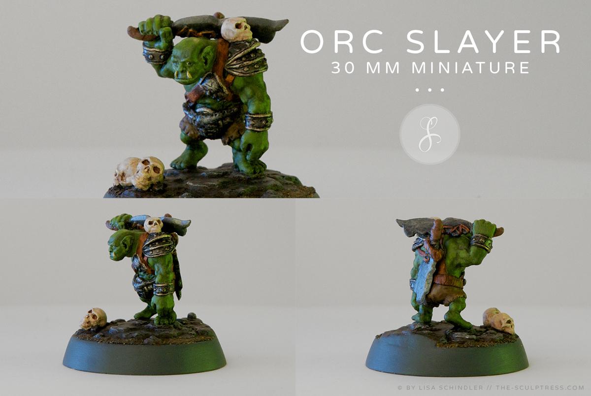 Orc Slayer (Miniature)
