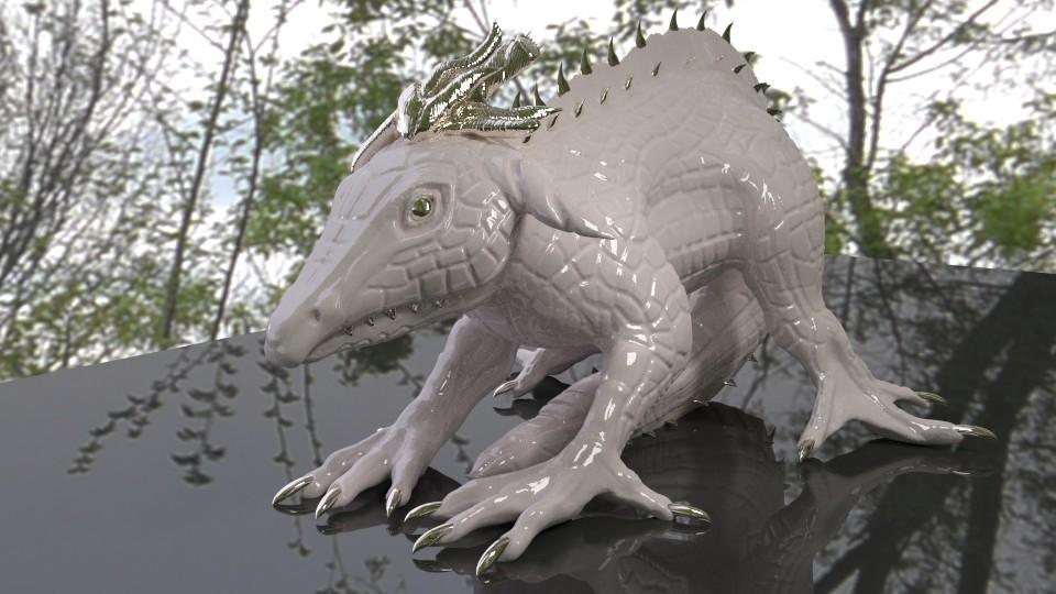 Mel's Dragon