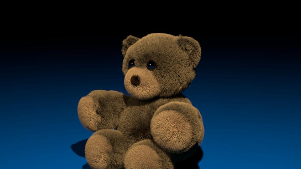 Teddy Bear Model