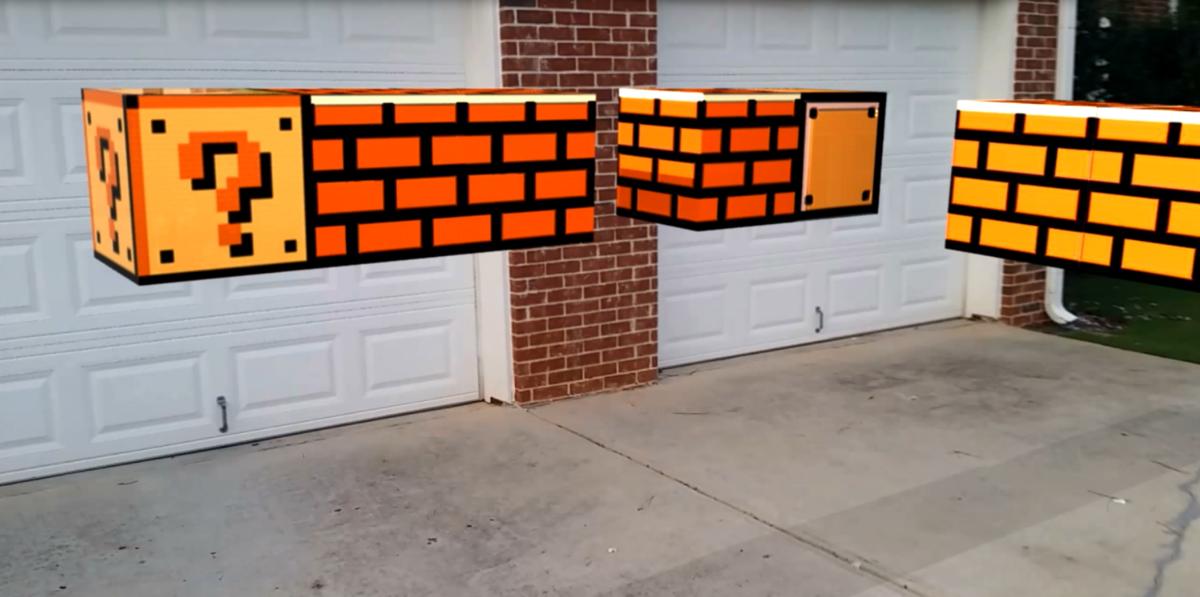 Mario Street Test