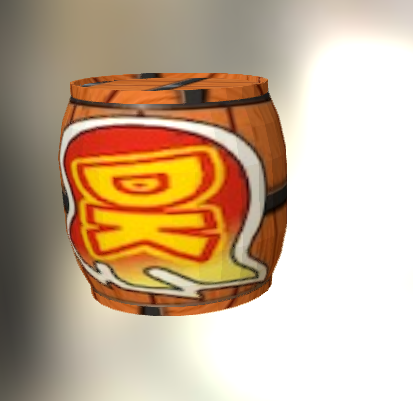Donkey Kong Barrell