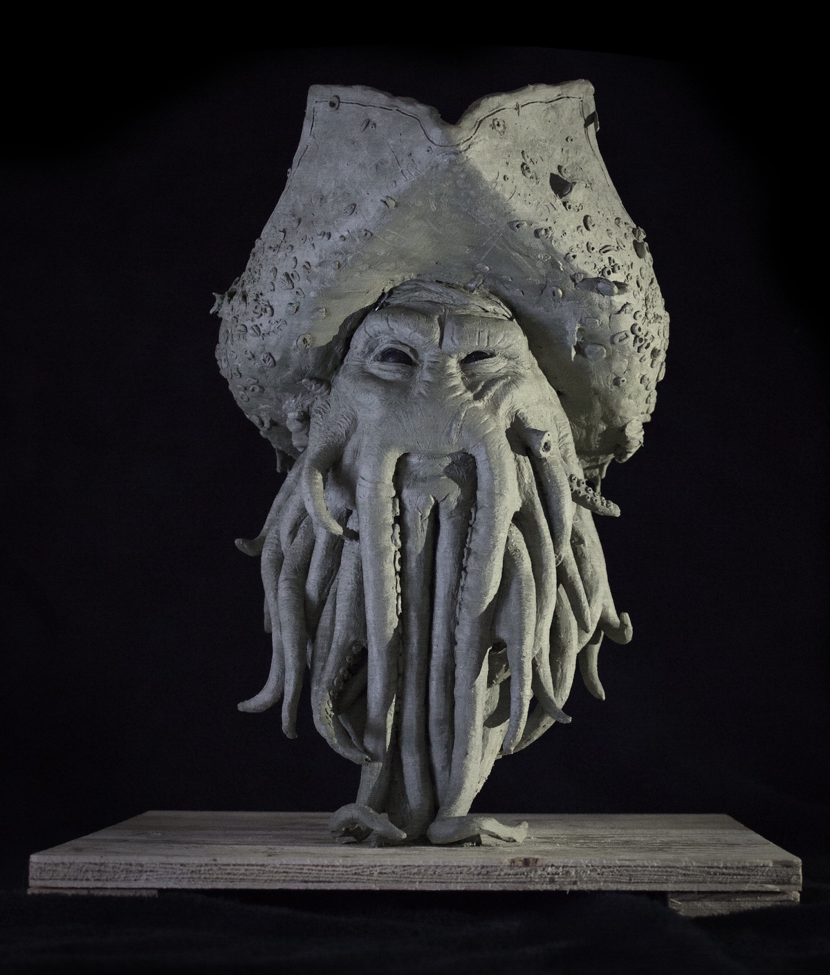 Davy Jones bust