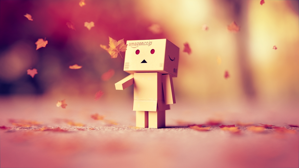 Danbo In Autumn
