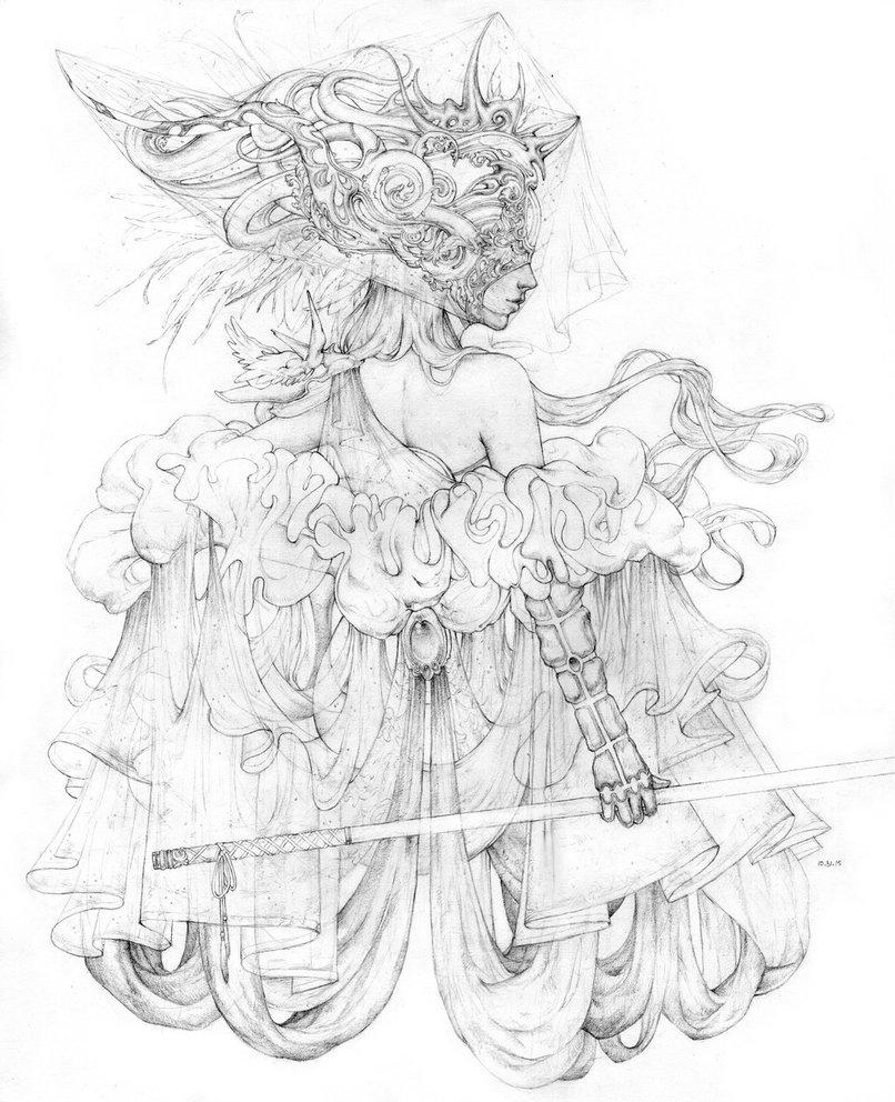 The Mischantress