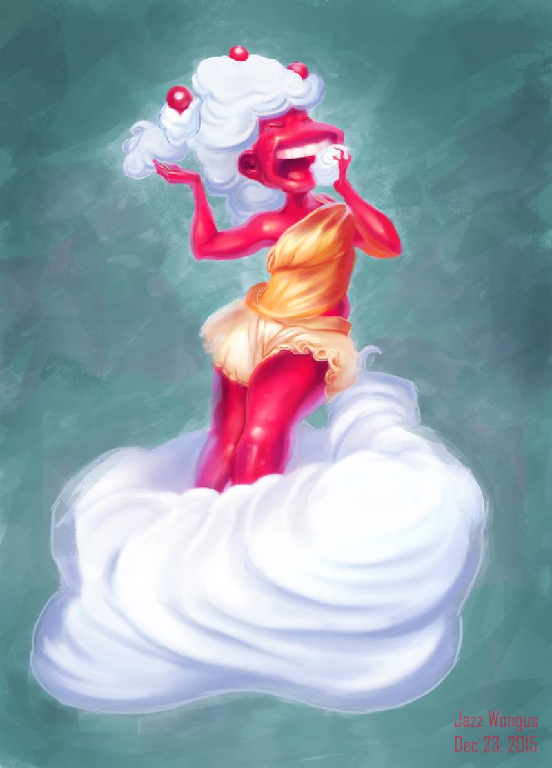 Jazz' Jelly Character