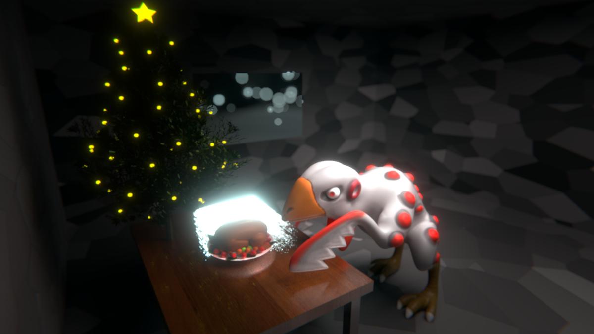 CGC challenge: Monster Holiday