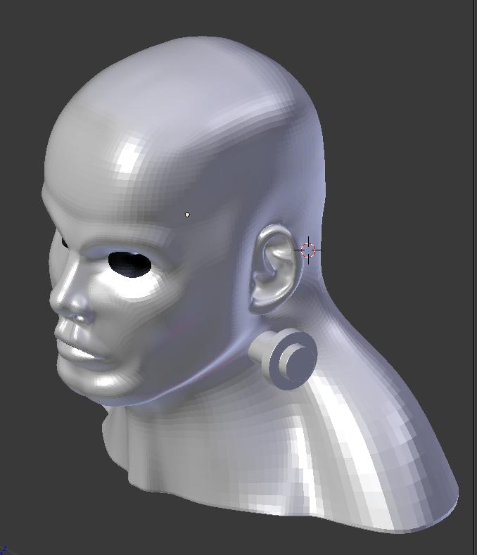 Slow progress - Franken Head