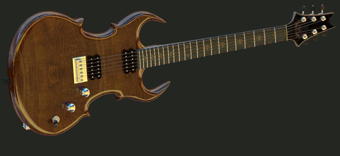 pepper's guitar