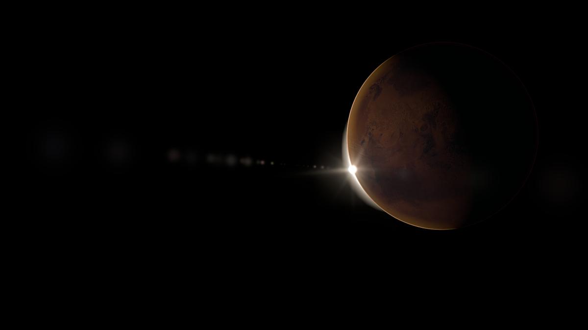 Mars Dawn