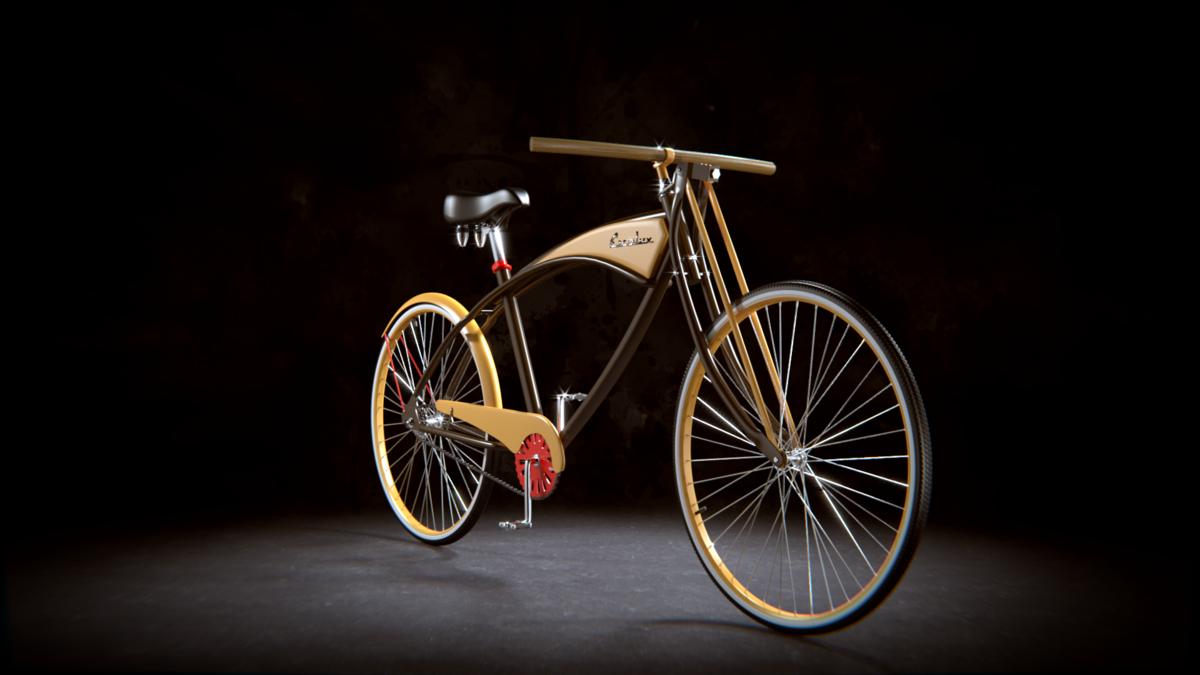 Evolux bike