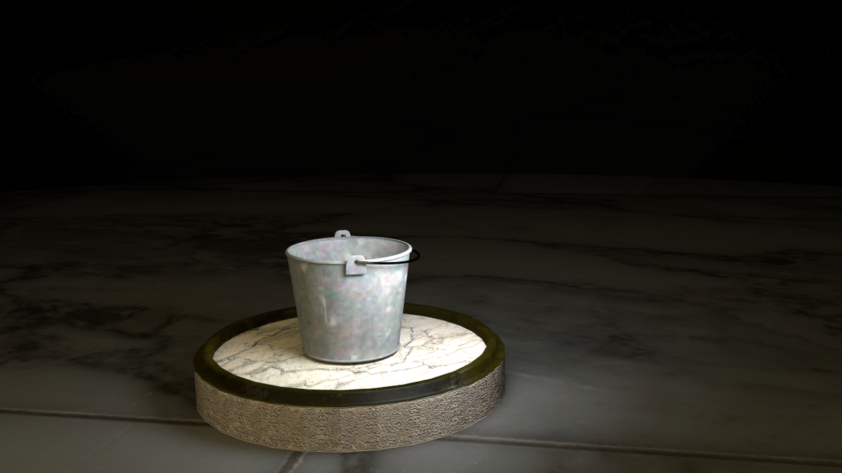 Simple Pail for UDK project