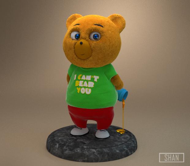 The Honey Bear