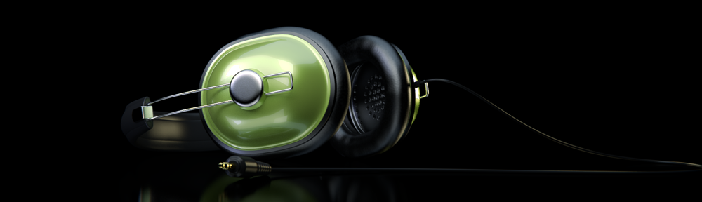 Headphones Rendering