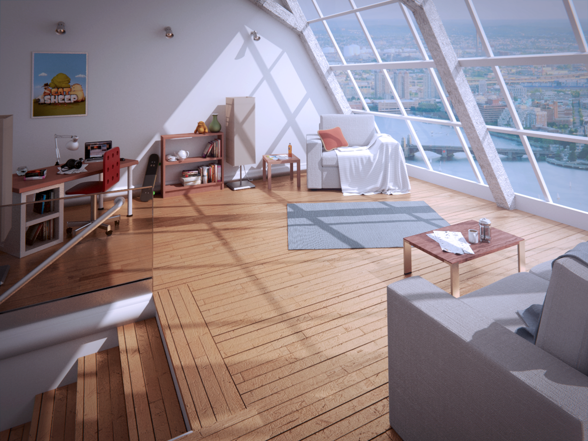 Interior Architectural Visualization
