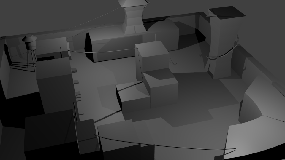 Game world (In progress) 1