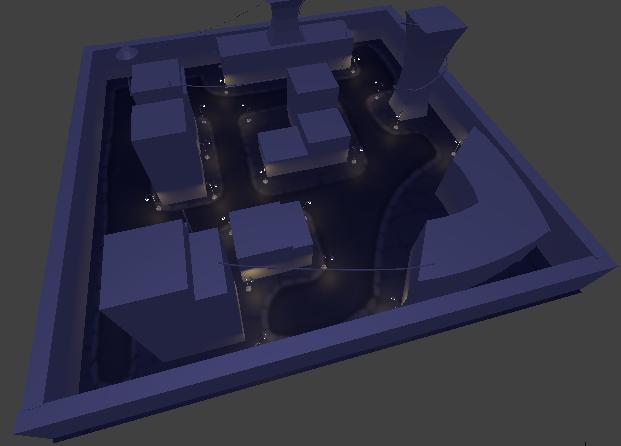 Game World (in progress) 2