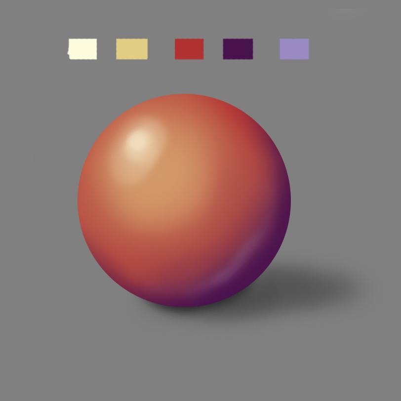 Red Sphere singleton