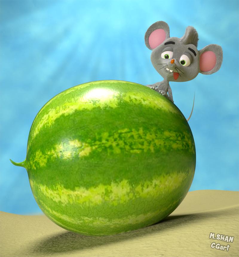 Watermelon lover