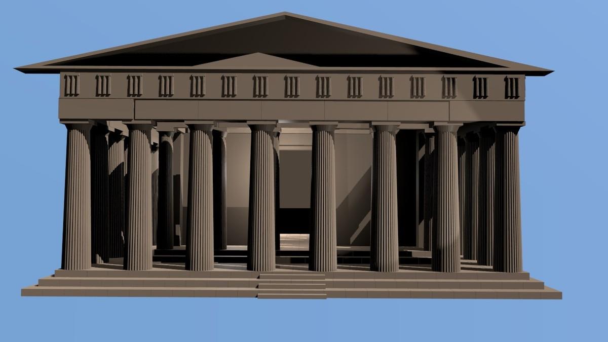 Athenas Temple