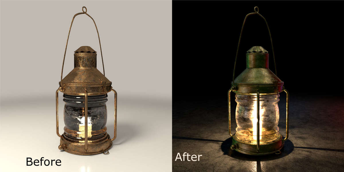 PBR Material VS Old Style