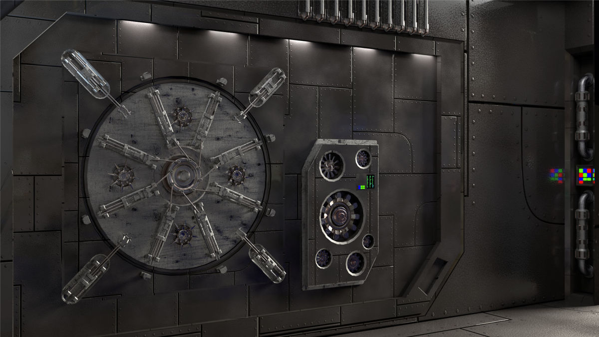 Sci Fi Hatch