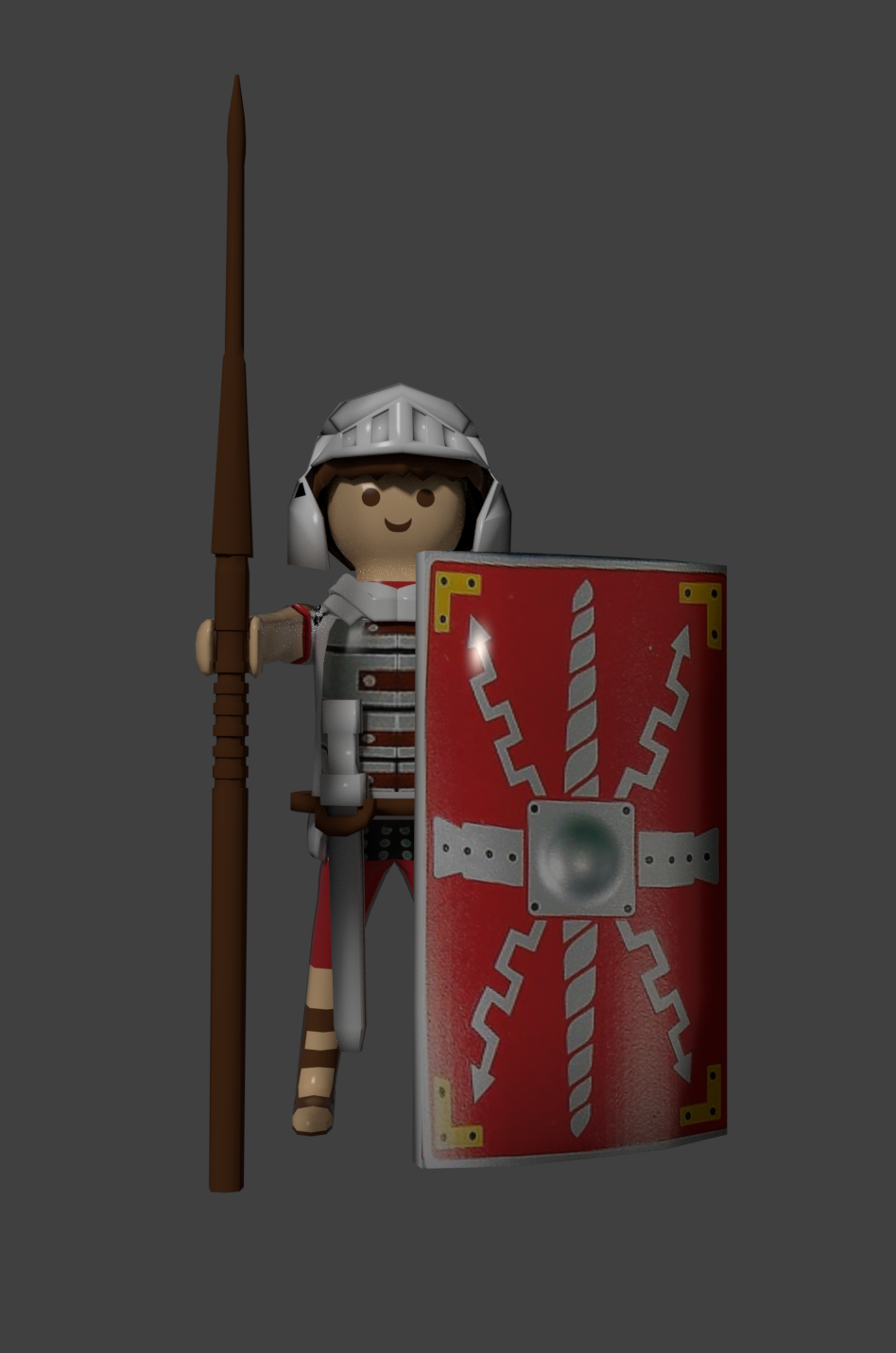 Roman Playmobile Guy