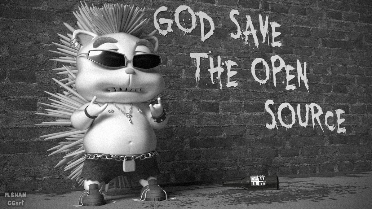 God Save The Open Source
