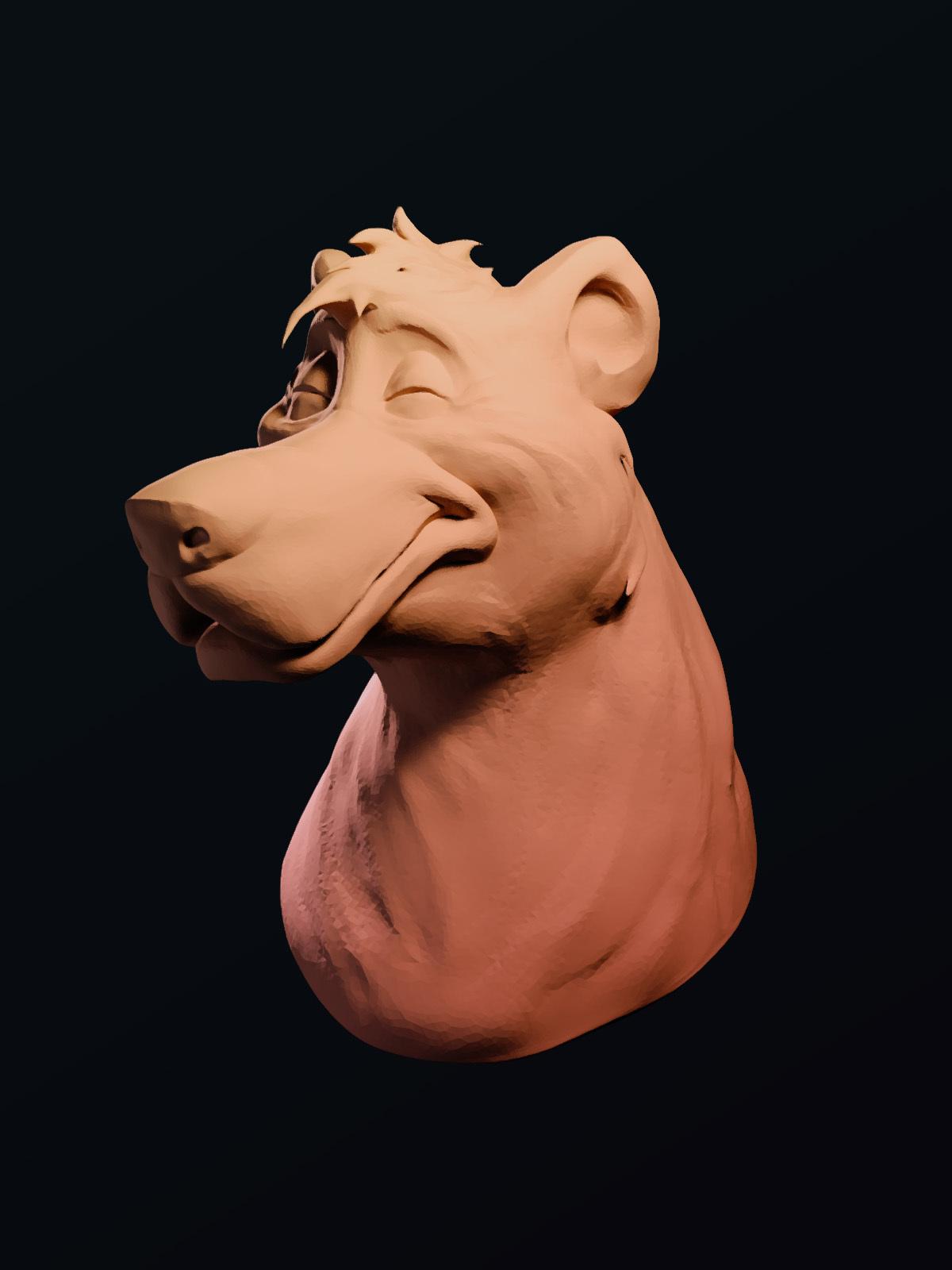 baloo quick sculpt
