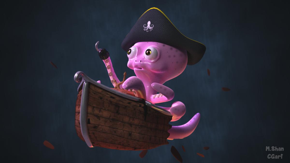 Octopirate