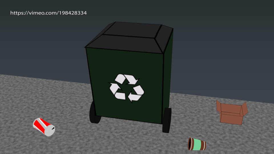 Recycling mograph 01