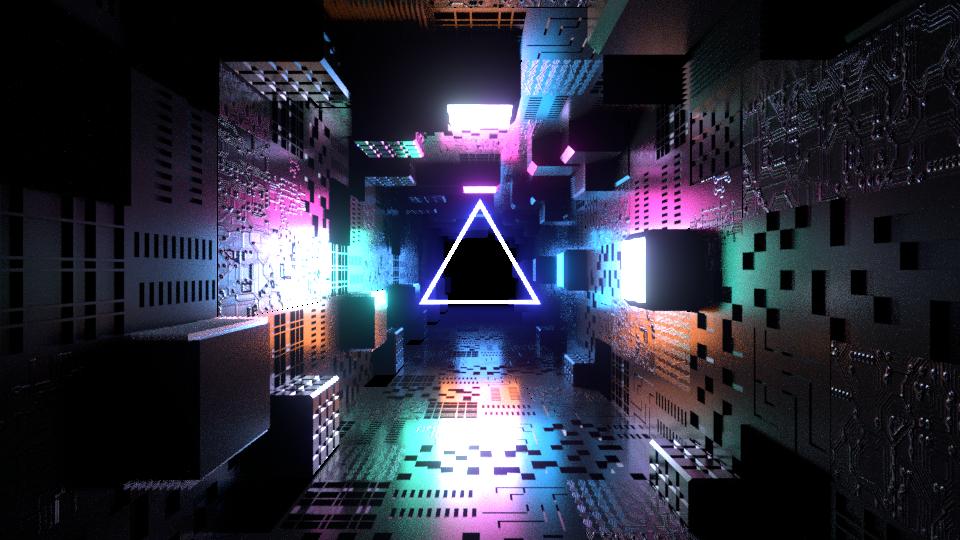 JW -- Looping Corridor