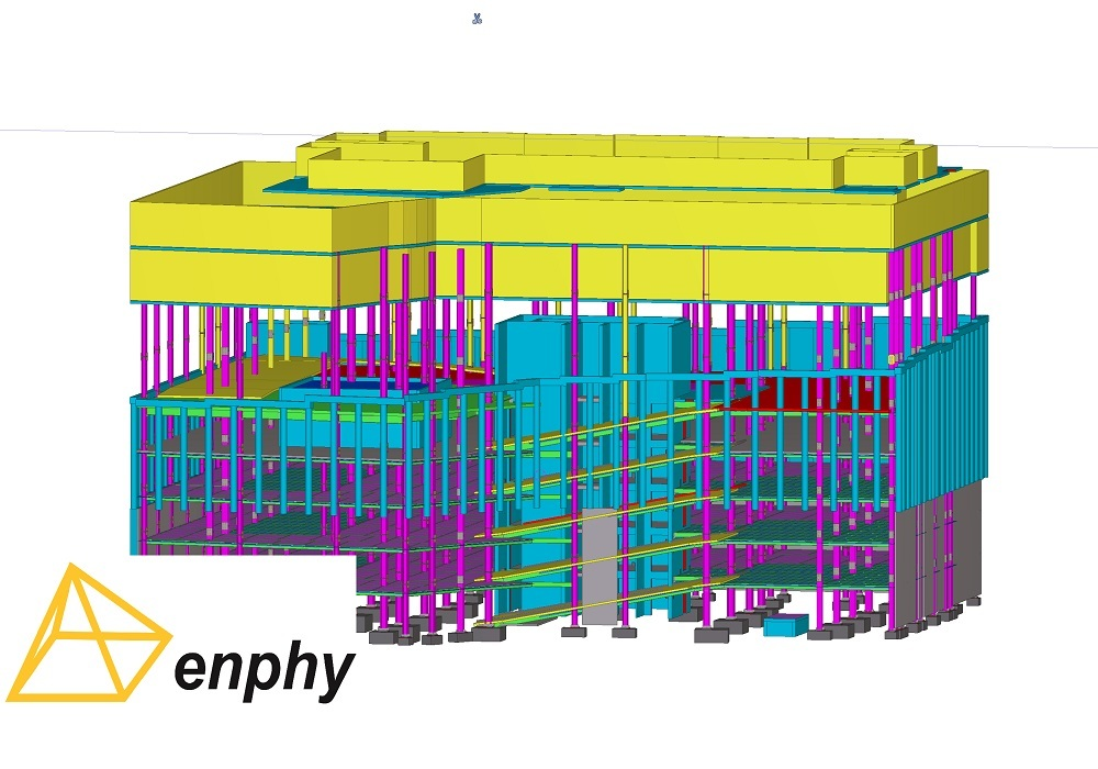 Tekla Detailing Services, Tekla Detailers India - CG Cookie