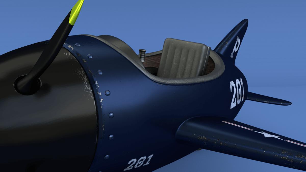 Plane - cockpit