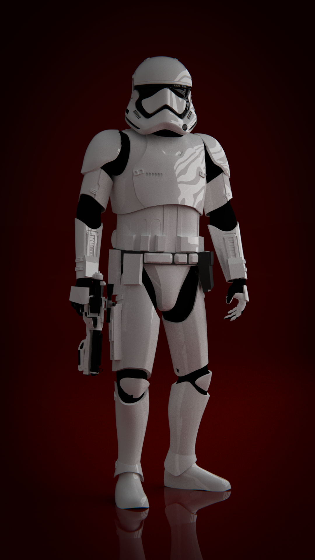 First Order Storm Trooper (Cycles)
