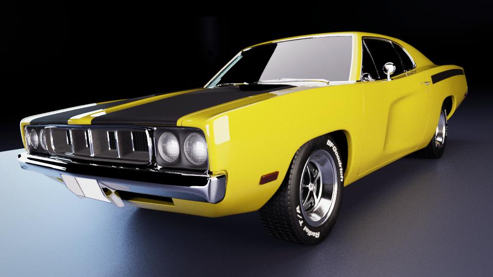 70's original design car