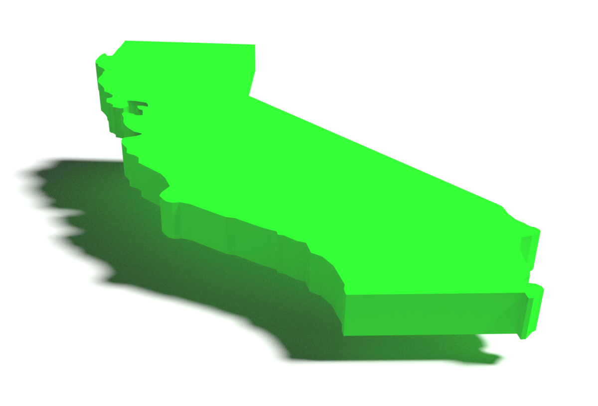 Floating California