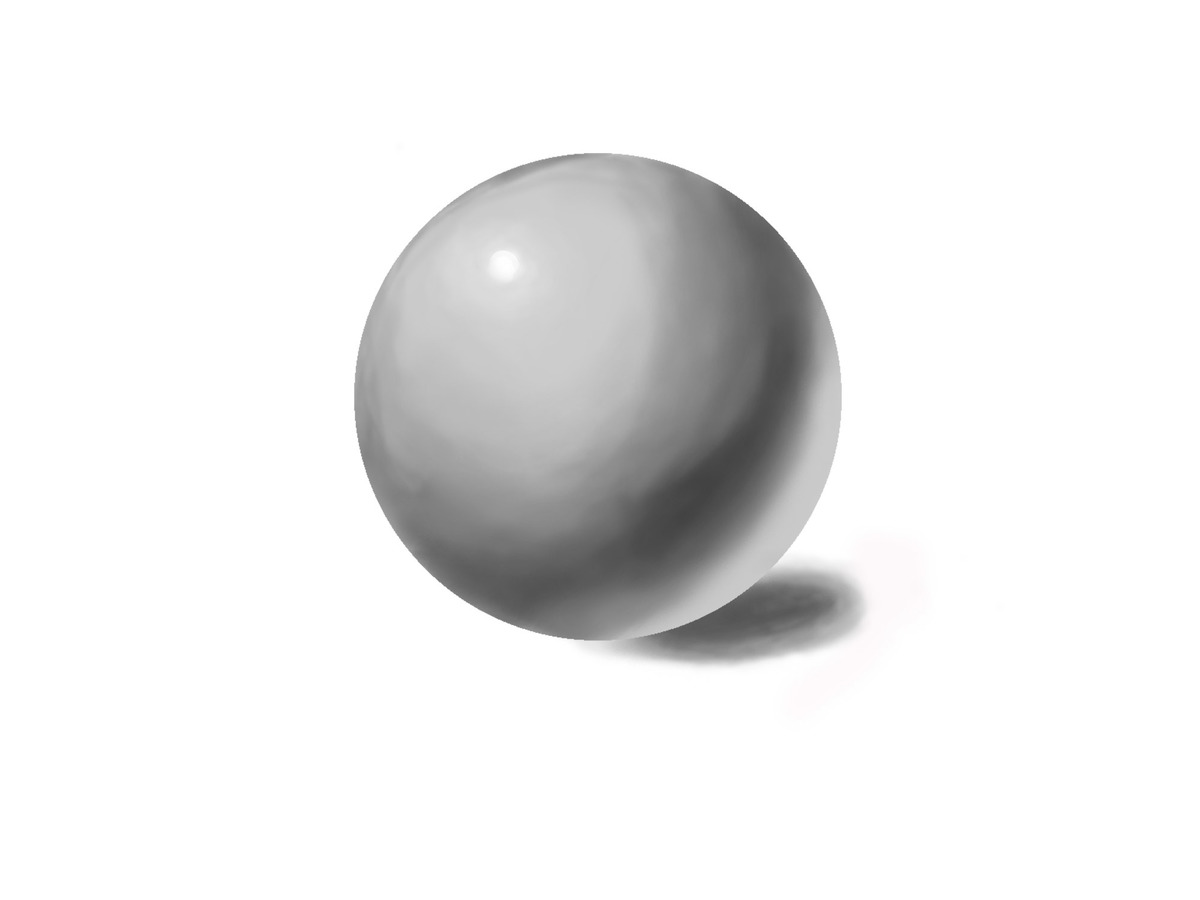 Shade a ball