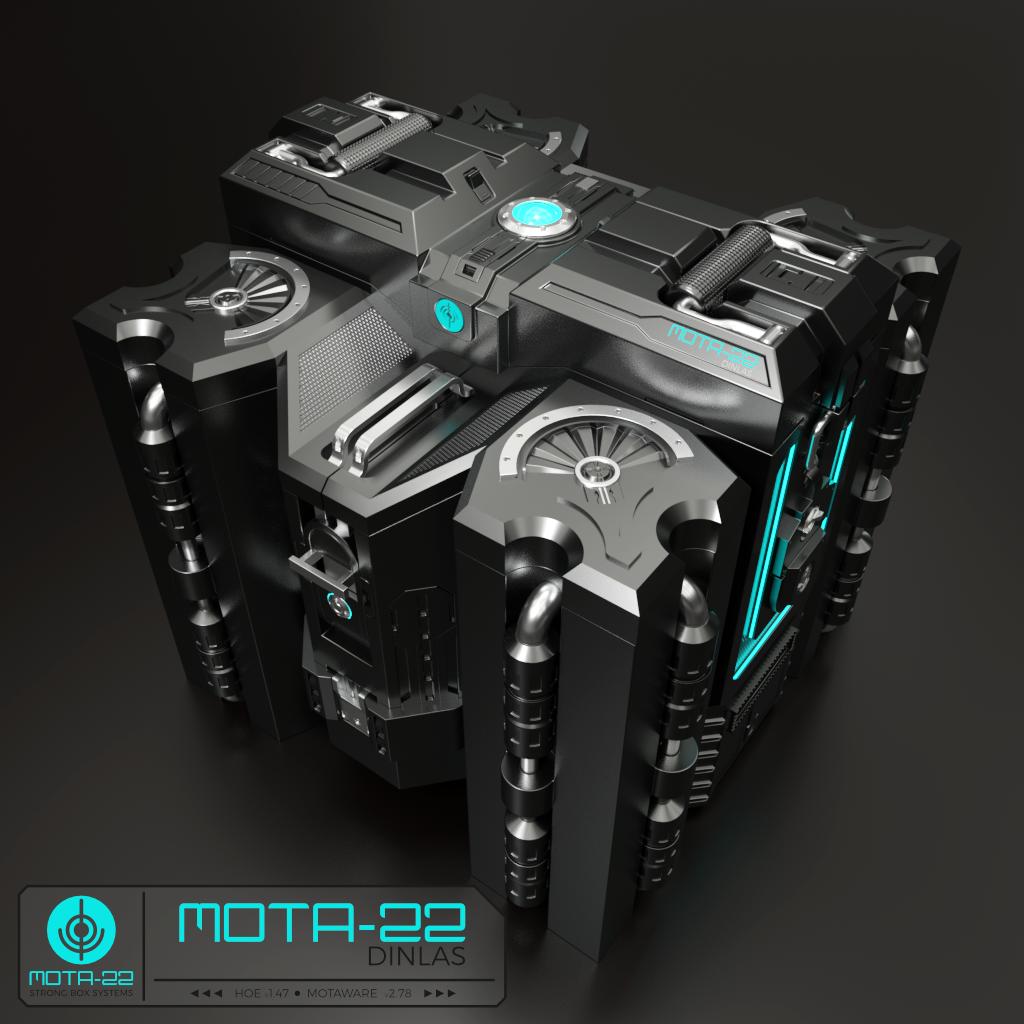 MOTA-22: Dinlas
