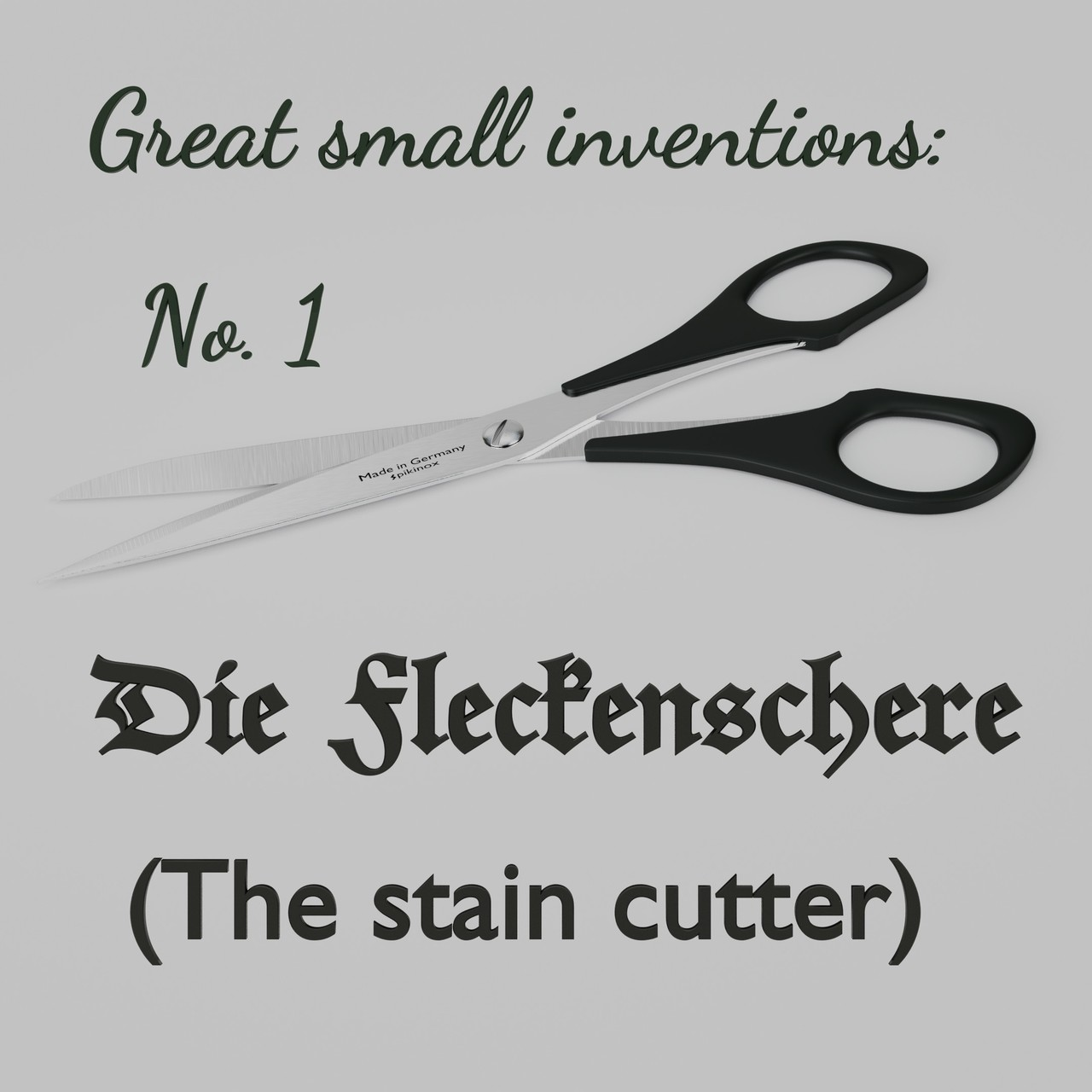 Great small inventions 1