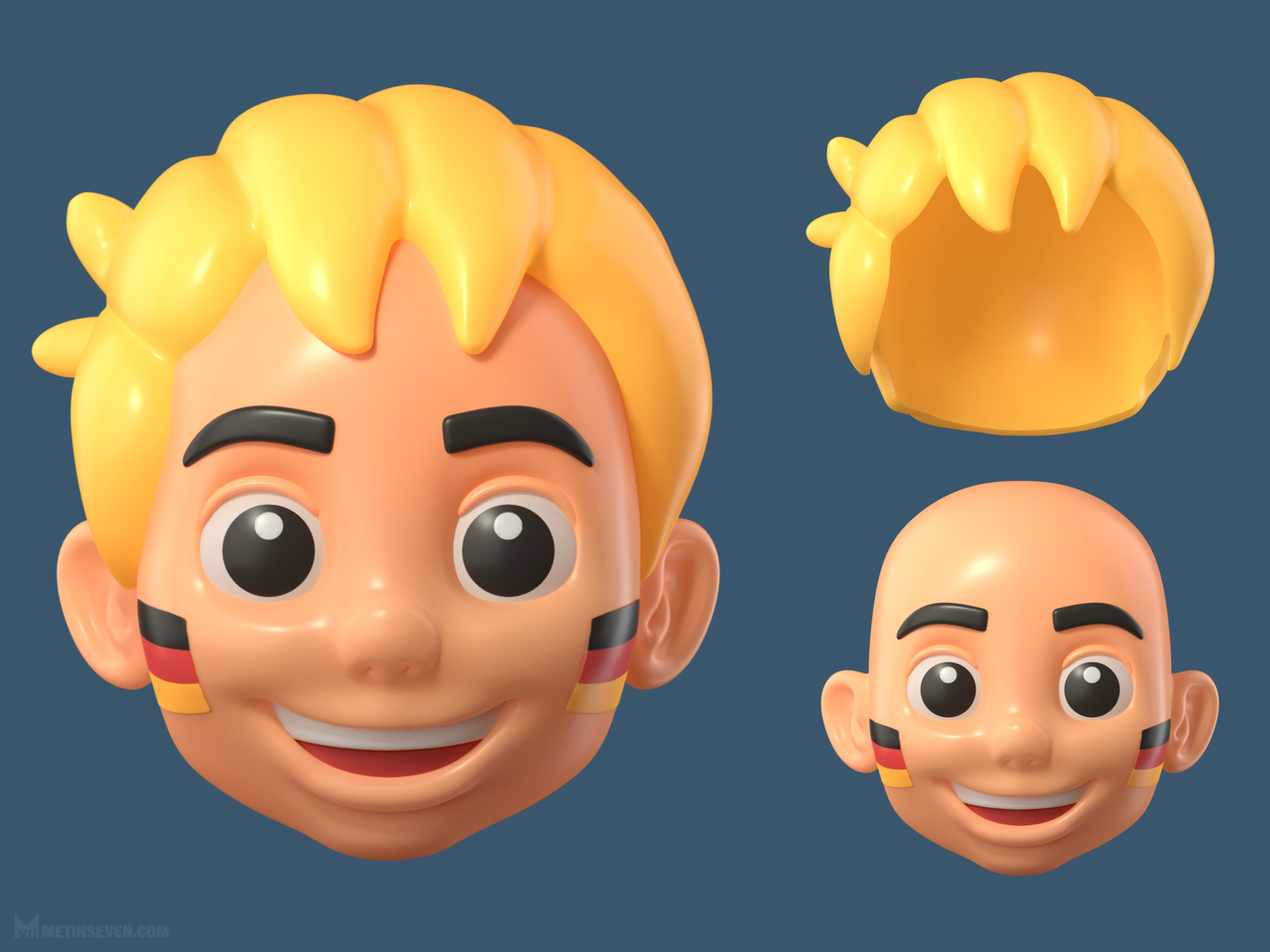 3D character designer • 3D print modeler • Toy sculptor