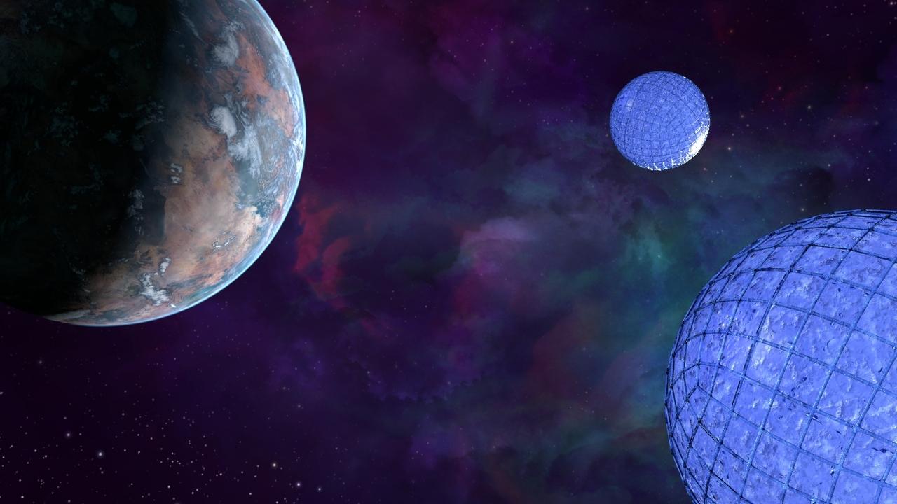 SciFi Space Environment