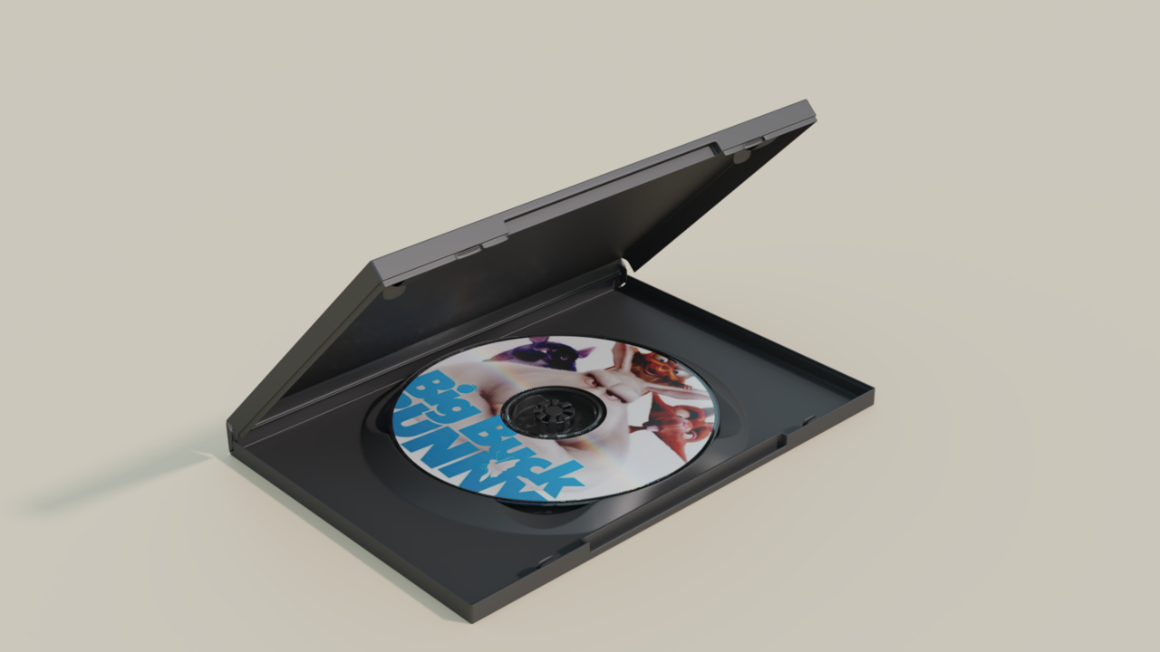 DVD Box Project
