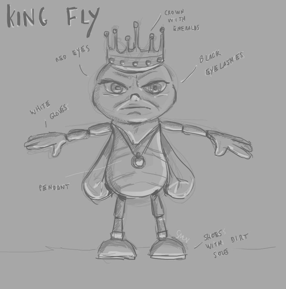 King of bullshit