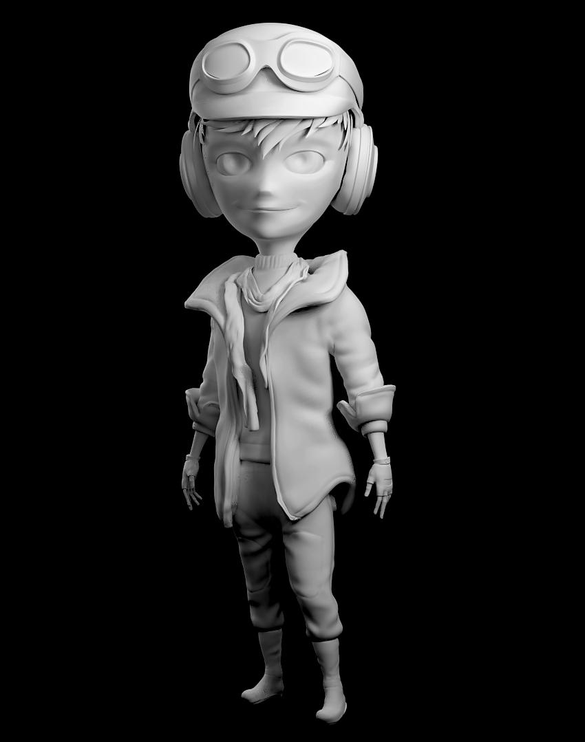 Pilot Character