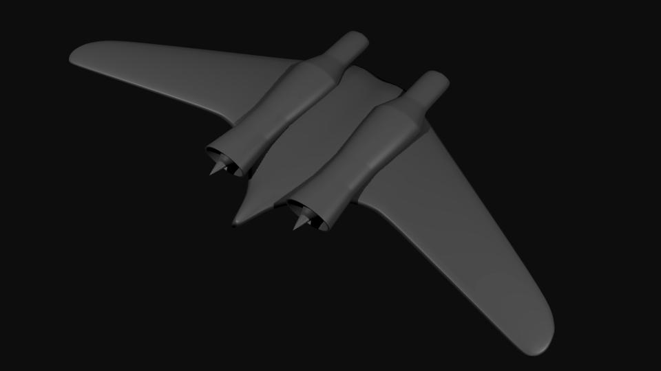 Wunderwaffen-1 Go229