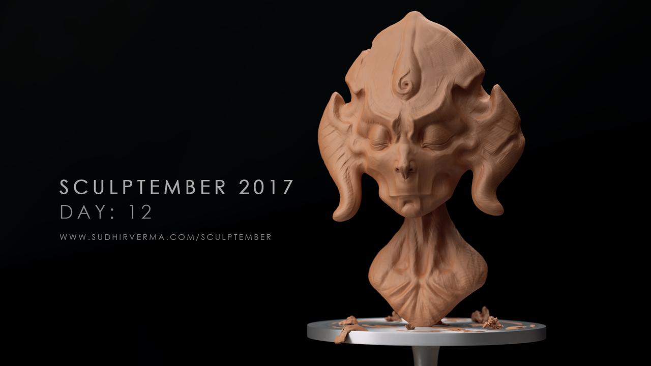 Sculptember